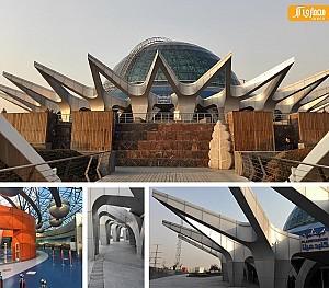 شنبه های نگاه آرل به تهران: جلوه افلاک در گنبد مینا