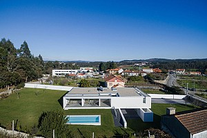 معماری  بی نظیر خانه ای در  پرتغال