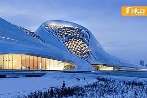 معماری و طراحی فوق العاده خانه اپرا توسط گروه MAD