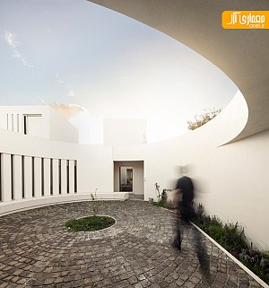 طراحی منزل به شکل یک فضای معنوی