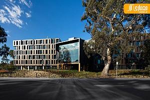 بررسی معماری و طراحی داخلی اقامتگاه دانشجویی در استرالیا