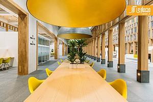 طراحی داخلی خلاقانه تالار شهر دونتر هلند