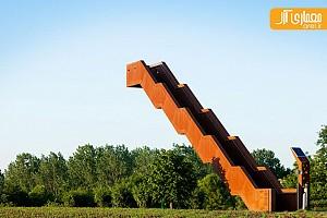 معماری برج دیدبانی و به چالش کشاندن جاذبه زمین