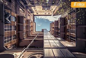 یک شنبه های عکاسی: نگاهی دیگر به معماری