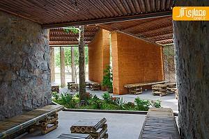 معماری بشر دوستانه: مجموعه فرهنگی با معماری بومی در ویتنام