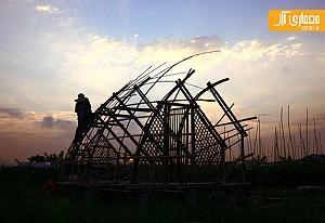 معماری بشر دوستانه: سرپناهی برای کشاورزان و مبتلایان به بیماری ایدز