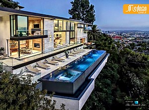 طراحی آپارتمان مدرن در کالیفورنیا