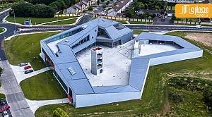 معماری ایستگاه آتش نشانی ایرلند