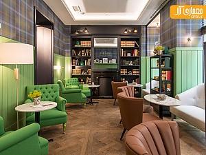 طراحی داخلی هتل اسپانیایی Vincci The Mint 4