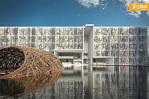 مینیمالیستیترین هتل جهان