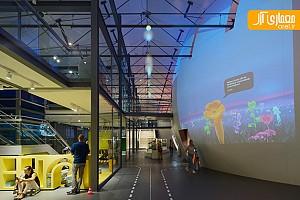 موزه ابرذهن، برنده رقابت برترین طراحی موزه در سوئد