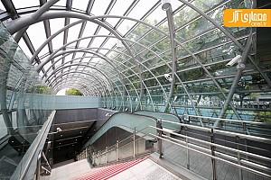 طراحی ایستگاه مترو در تایوان