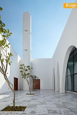 نگاهی به معماری مسجدی به سبک مینیمال