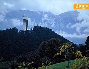 برج اسکی، اثر معمار بزرگ زاها حدید