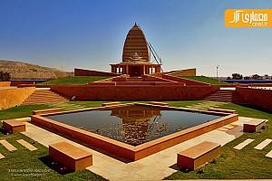 طراحی معبد سنگی در هند