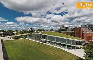 معماری و طراحی داخلی دانشگاه Tinkham Veale