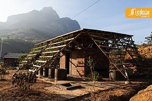 معماری بشر دوستانه: افزایش بهداشت با سازه های بومی