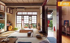 بازسازی و طراحی داخلی منزل تاریخی در تایوان
