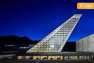 معماری و طراحی داخلی دانشکده افسری، نیروی هوایی