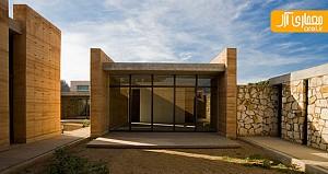 طراحی و معماری دانشکده هنرهای تجسمی مکزیک