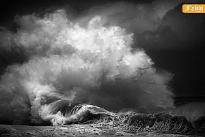 یک شنبه های عکاسی:  فرم زیبای امواج