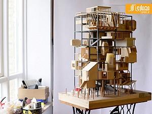 نگاهی به مقوله ماکت سازی در معماری