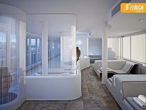 نگاهی به طراحی داخلی هتل 5 ستاره ماندالا در برلین