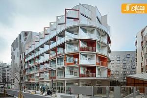 طراحی خانه سالمندان در یک مجتمع مسکونی