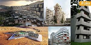معرفی 10 مجتمع مسکونی با معماری متفاوت
