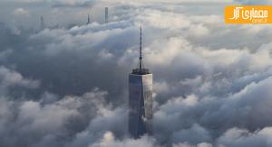 عکاسی از 7 اثر معماری بر فراز ابرها