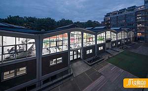 نگاهی به دفتر اداری گروه معماری MVRDV
