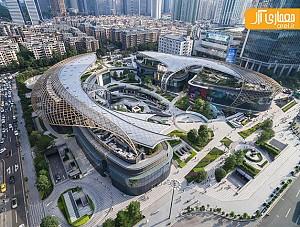 طراحی پارک تفریحی تجاری در چین