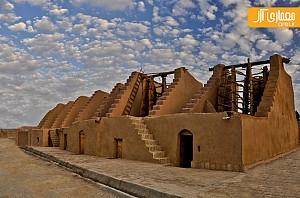 آسبادهای ایرانی، نخستین سازو کار کاربرد انرژی باد