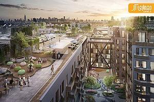 طراحی بی نظیر مجتمع مسکونی عظیم