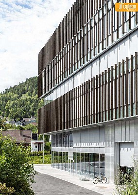 طراحی مجموعه فرهنگی در نروژ