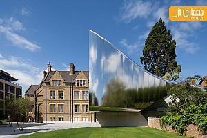طراحی جالب توجه 9 اثر معماری در انگلستان