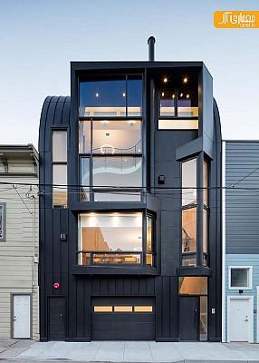 معماری و طراحی داخلی واحدهای مسکونی در سان فرانسیسکو