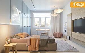 بررسی طراحی 8 نمونه اتاق خواب کوک و نوجوان