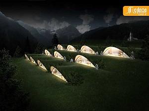 طراحی هتل کلیما ایتالیا