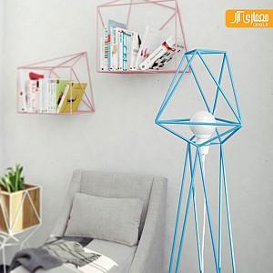 خلاقیت در طراحی چراغ های زمینی کریستالی