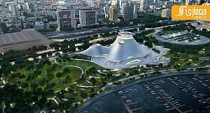 معماری موزه ی لوکاس توسط گروه طراحی MAD