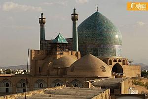 معرفی کامل مسجد شاه اصفهان