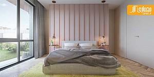 بررسی 6 نمونه اتاق خواب و ایده های طراحی آن ها