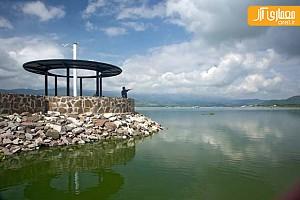 طراحی اسکله و پارک ساحلی در مکزیک