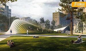 13 نمونه طرح پیشنهادی برجسته، موزه هنر Lima