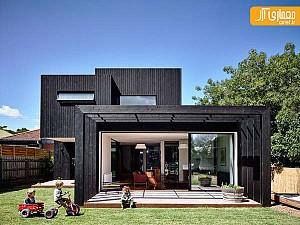 معماری و مرمت خانه ای با قدمت بالا