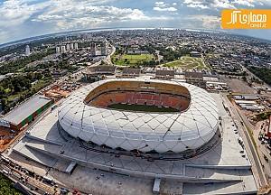 بررسی معماری 5 استادیوم المپیک 2016 ریو