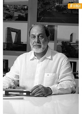 دوشنبه های آشنایی با معماران ایرانی: بهرام شیردل