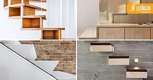 نگاهی به طراحی 15 نمونه پلکان مدرن