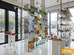 طراحی داخلی مغازه لوازم خانه و آشپزخانه